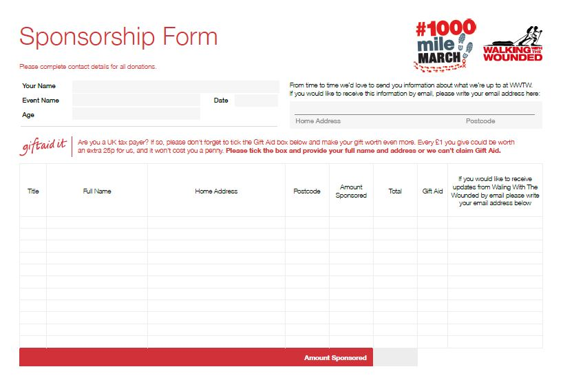 1000MM sponsorship form